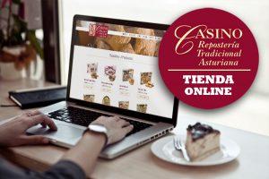 Nueva web de Repostería Casino
